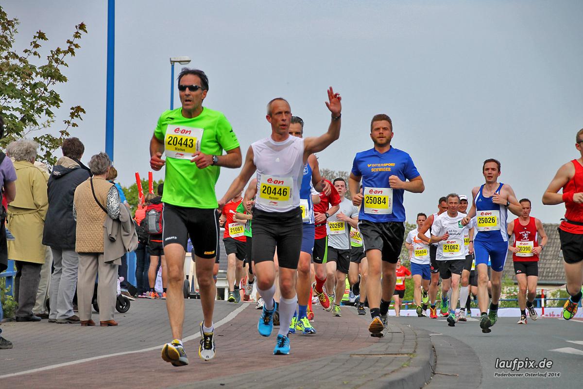 Paderborner Osterlauf 21km 2014 - 148