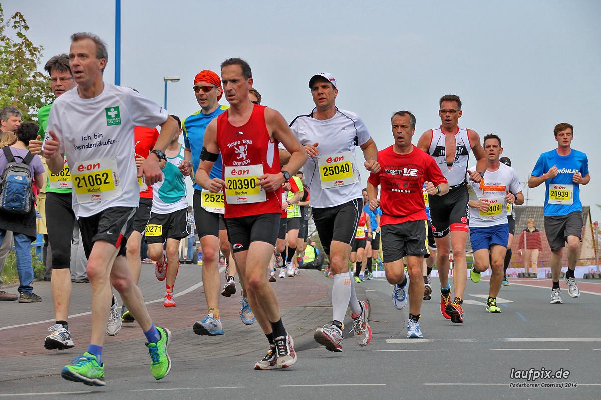 Paderborner Osterlauf 21km 2014 - 156
