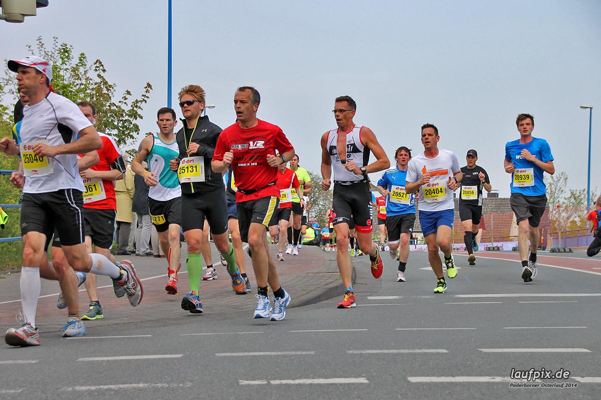 Paderborner Osterlauf 21km 2014 - 158