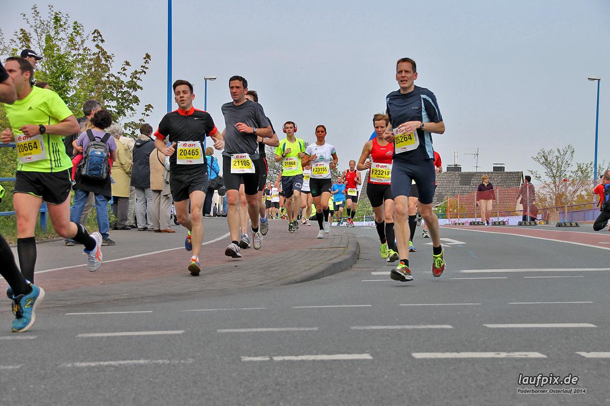 Paderborner Osterlauf 21km 2014 Foto (163)