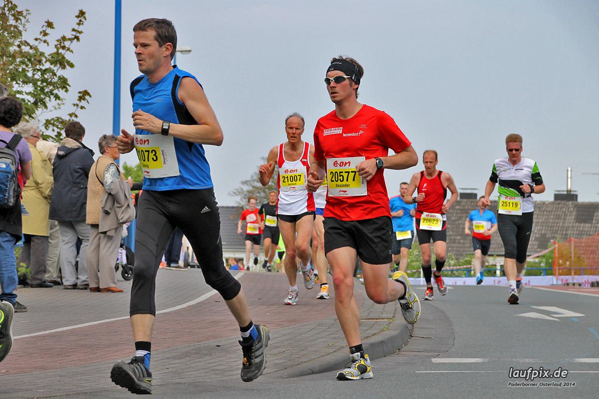 Paderborner Osterlauf 21km 2014 - 168