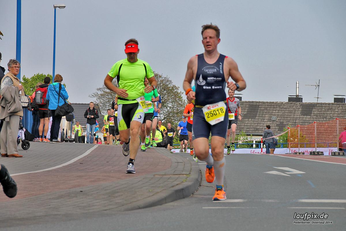 Paderborner Osterlauf 21km 2014 - 180