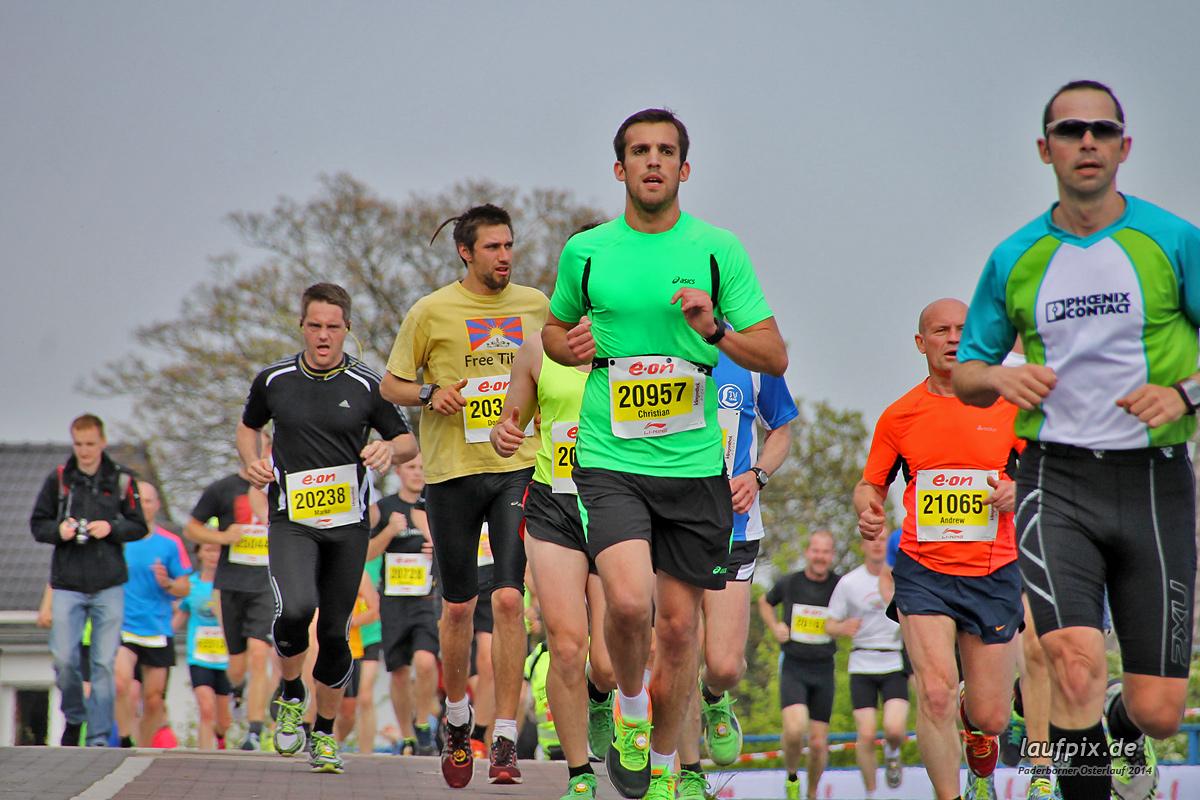 Paderborner Osterlauf 21km 2014 - 181