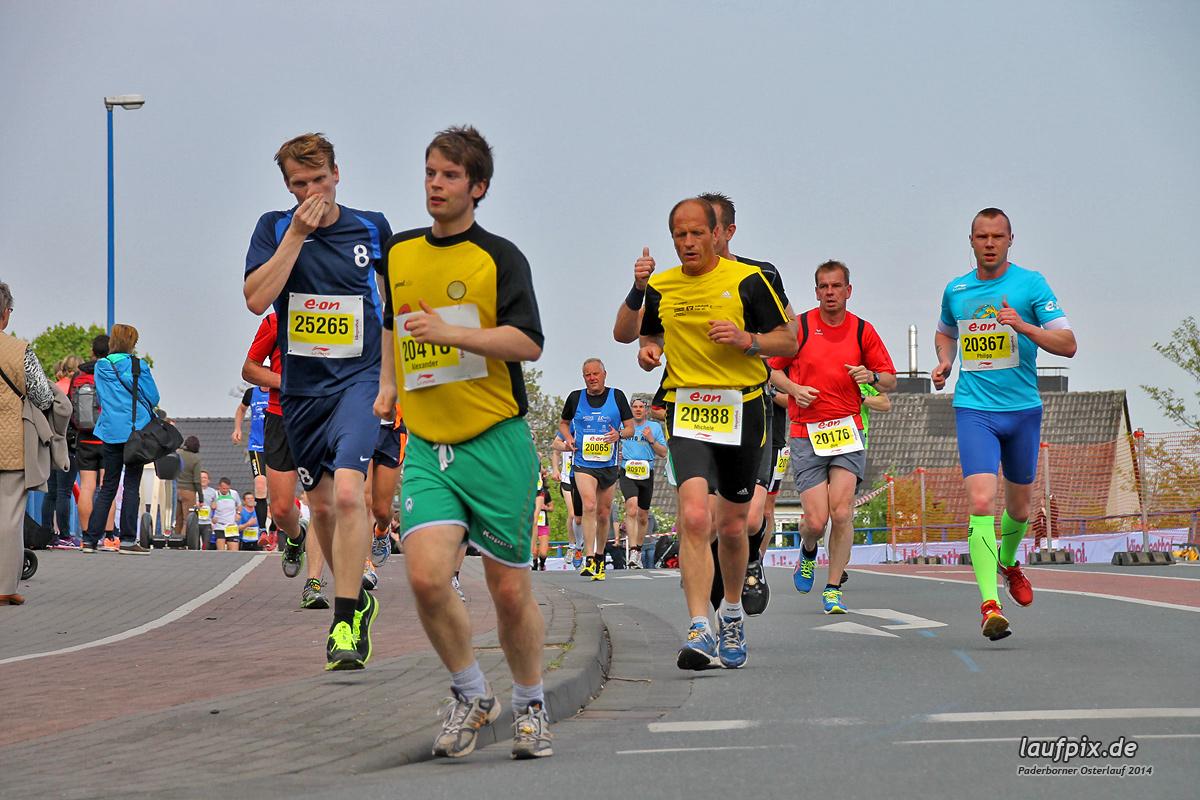 Paderborner Osterlauf 21km 2014 - 204