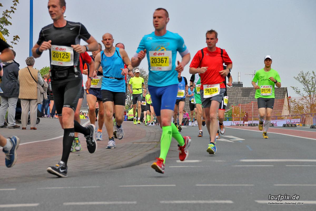Paderborner Osterlauf 21km 2014 - 208