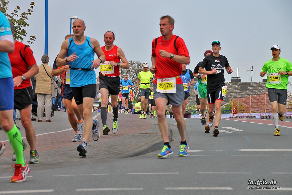 Paderborner Osterlauf 21km 2014 - 210
