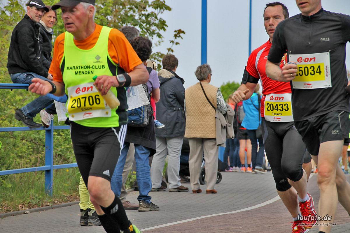 Paderborner Osterlauf 21km 2014 - 229