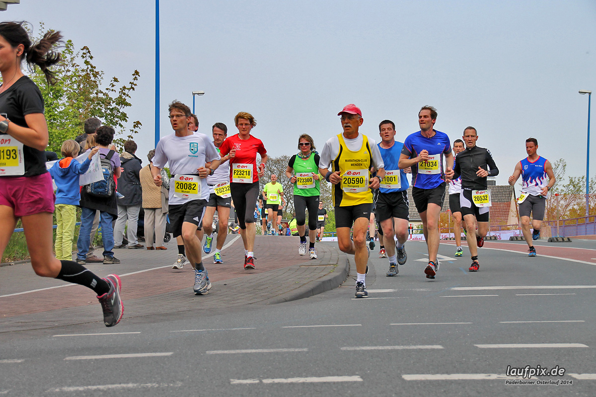 Paderborner Osterlauf 21km 2014 - 232