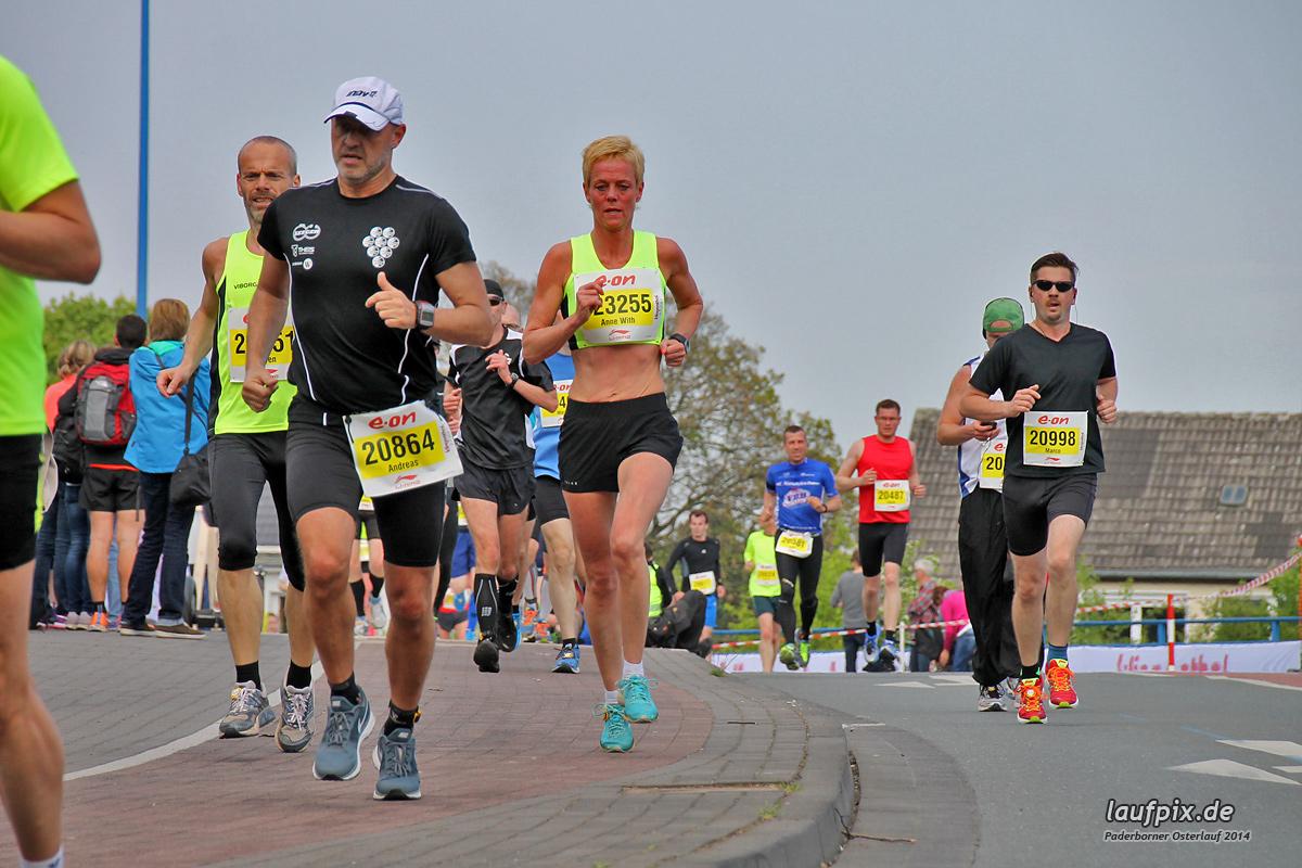 Paderborner Osterlauf 21km 2014 - 240