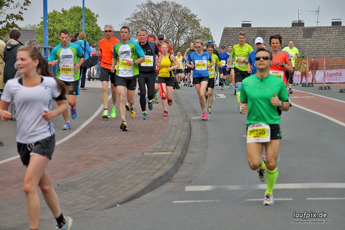 Paderborner Osterlauf 21km 2014 - 301