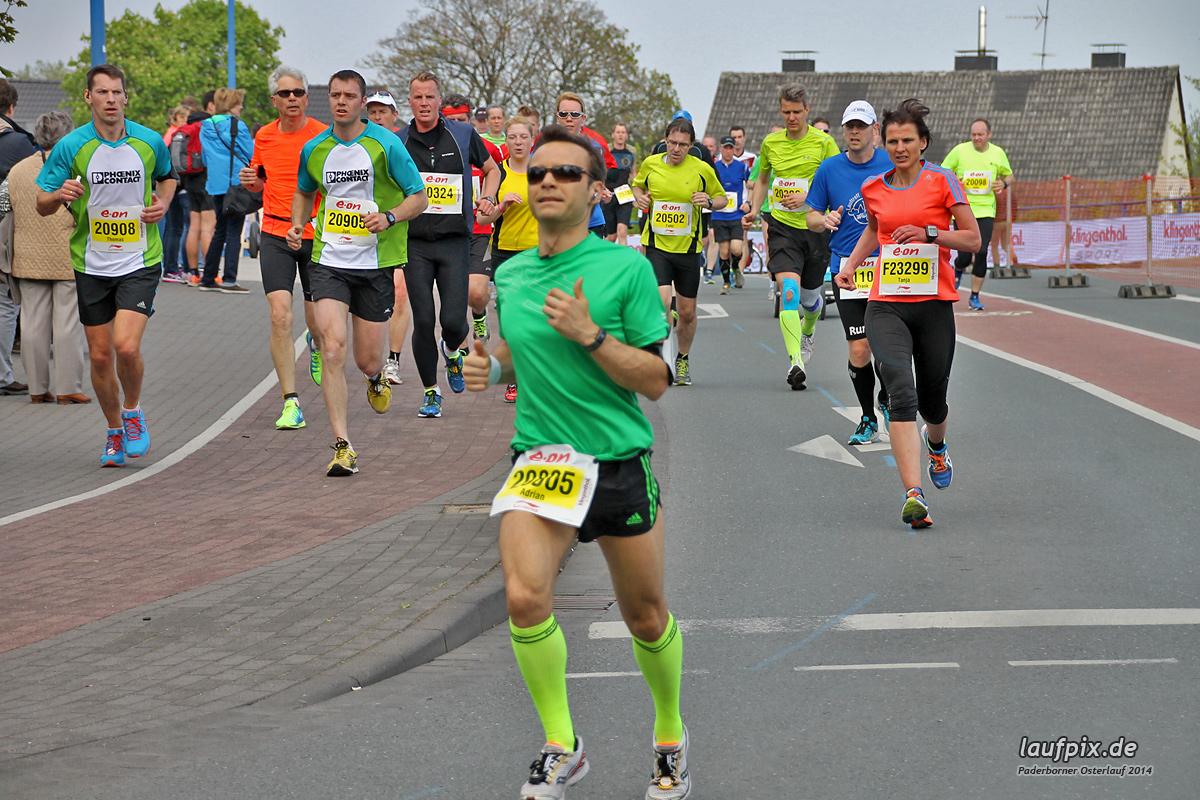 Paderborner Osterlauf 21km 2014 - 302