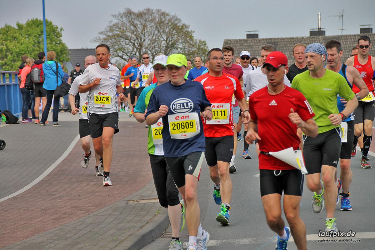 Paderborner Osterlauf 21km 2014 - 349