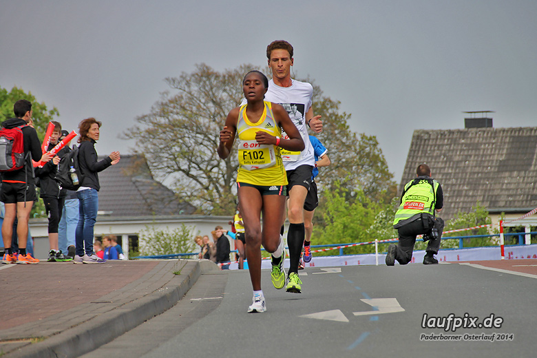 Paderborner Osterlauf 21km 2014 - 20