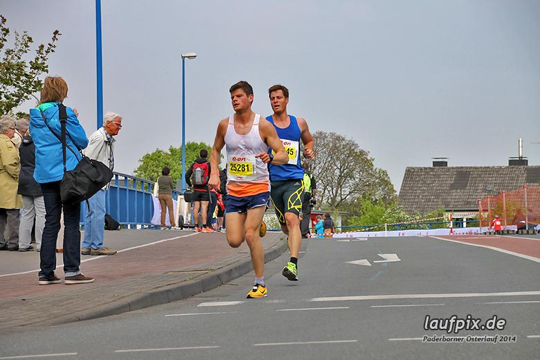 Paderborner Osterlauf 21km 2014 - 34