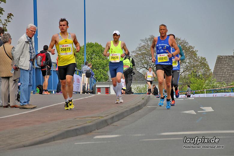 Paderborner Osterlauf 21km 2014 - 38