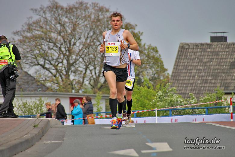 Paderborner Osterlauf 21km 2014 - 42