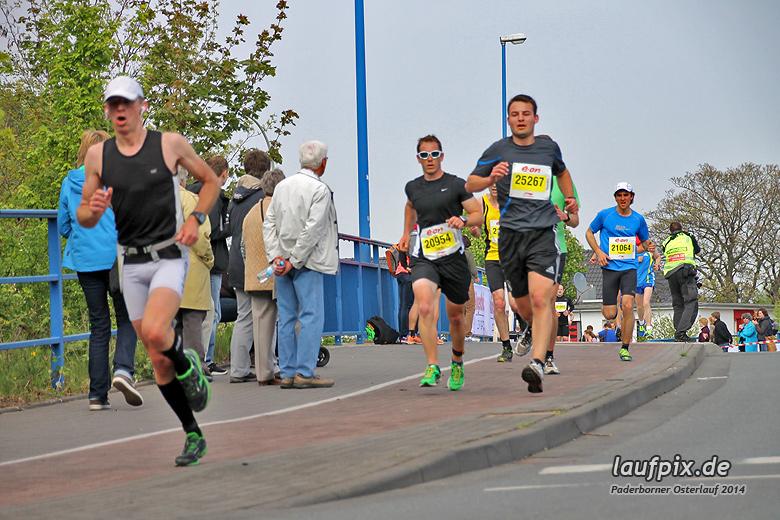 Paderborner Osterlauf 21km 2014 - 67