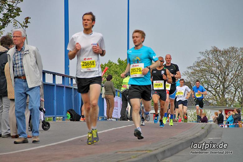 Paderborner Osterlauf 21km 2014 - 83