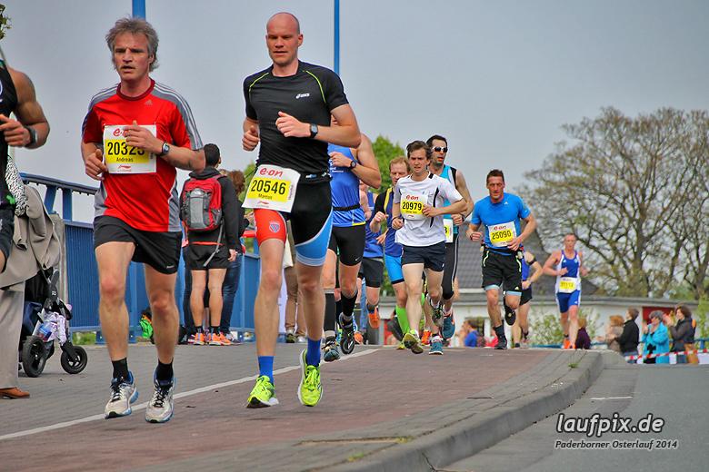 Paderborner Osterlauf 21km 2014 - 85