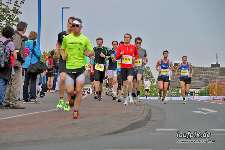 Paderborner Osterlauf 21km 2014 - 106