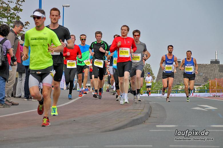 Paderborner Osterlauf 21km 2014 - 107