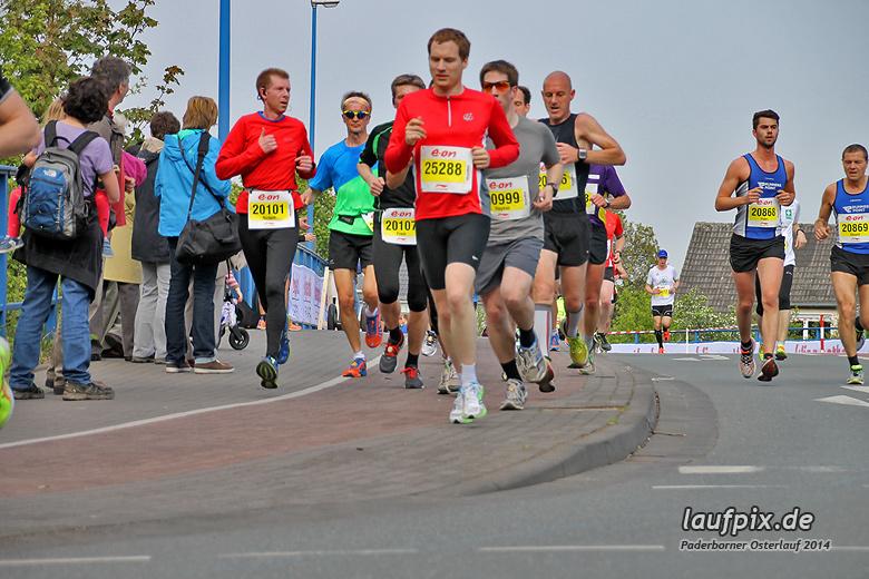 Paderborner Osterlauf 21km 2014 - 109