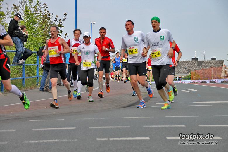 Paderborner Osterlauf 21km 2014 - 118