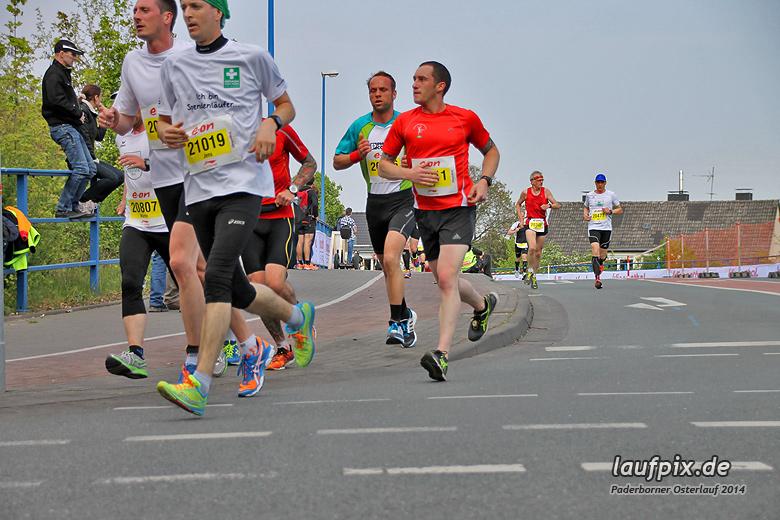 Paderborner Osterlauf 21km 2014 - 120