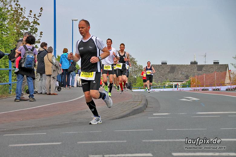 Paderborner Osterlauf 21km 2014 - 124