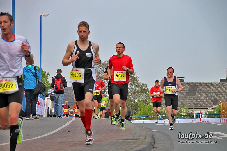 Paderborner Osterlauf 21km 2014 - 126