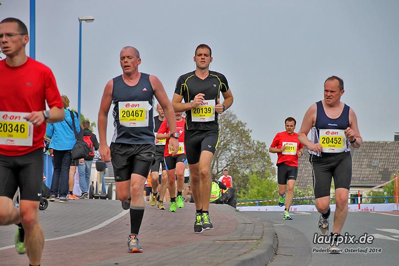 Paderborner Osterlauf 21km 2014 - 129