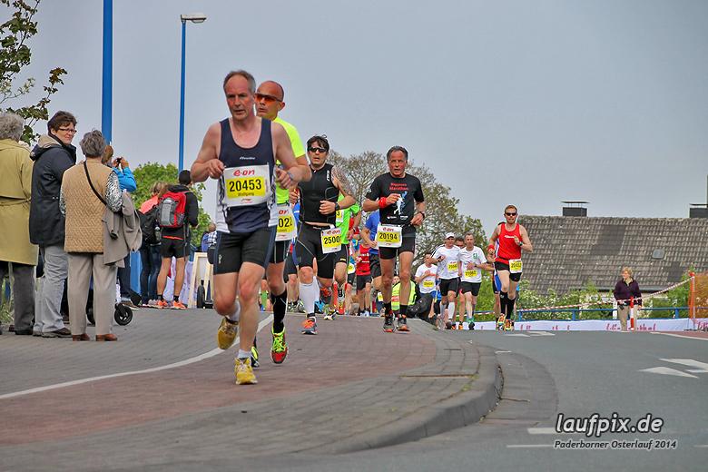 Paderborner Osterlauf 21km 2014 - 143