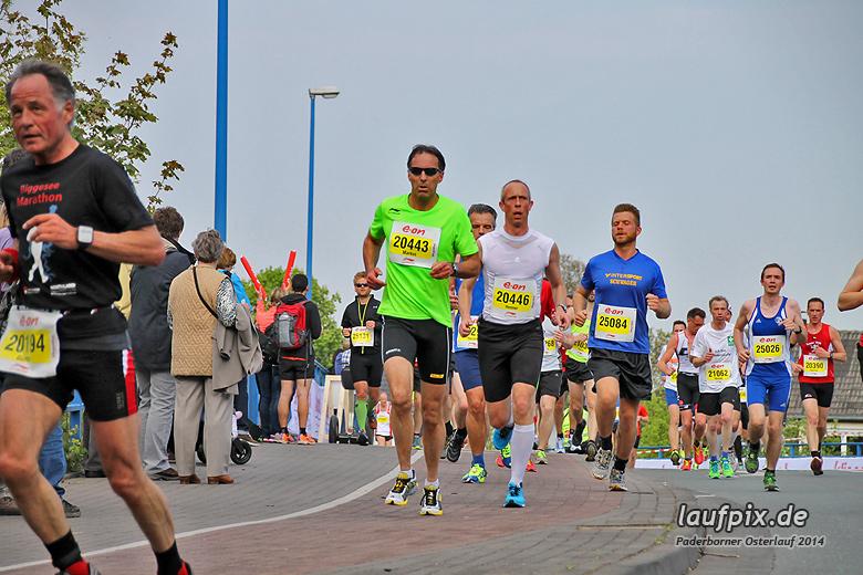 Paderborner Osterlauf 21km 2014 - 147