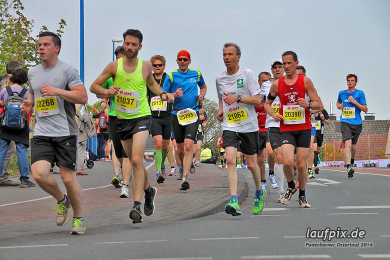 Paderborner Osterlauf 21km 2014 - 154