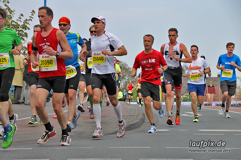 Paderborner Osterlauf 21km 2014 - 157