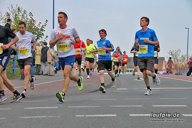 Paderborner Osterlauf 21km 2014 - 161