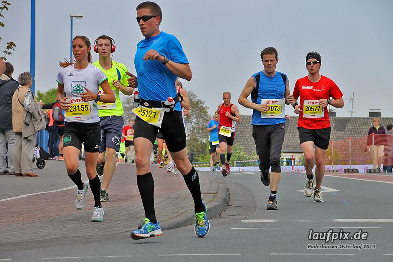 Paderborner Osterlauf 21km 2014 - 166