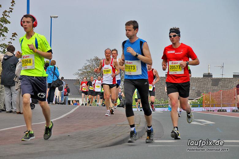 Paderborner Osterlauf 21km 2014 - 167