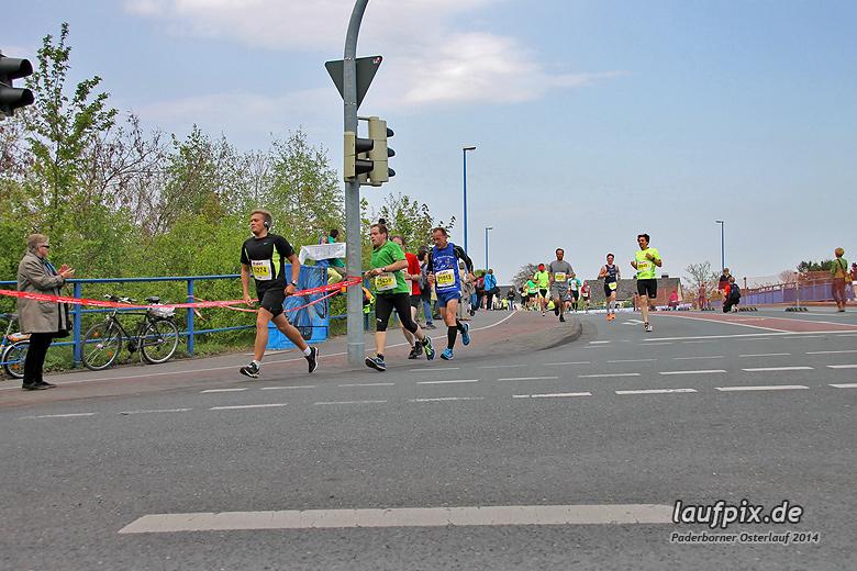 Paderborner Osterlauf 21km 2014 - 178