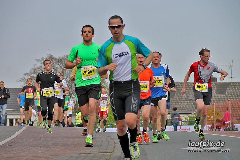 Paderborner Osterlauf 21km 2014 - 183