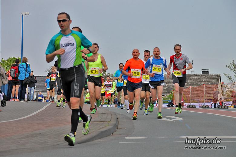 Paderborner Osterlauf 21km 2014 - 184