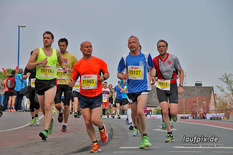 Paderborner Osterlauf 21km 2014 - 186
