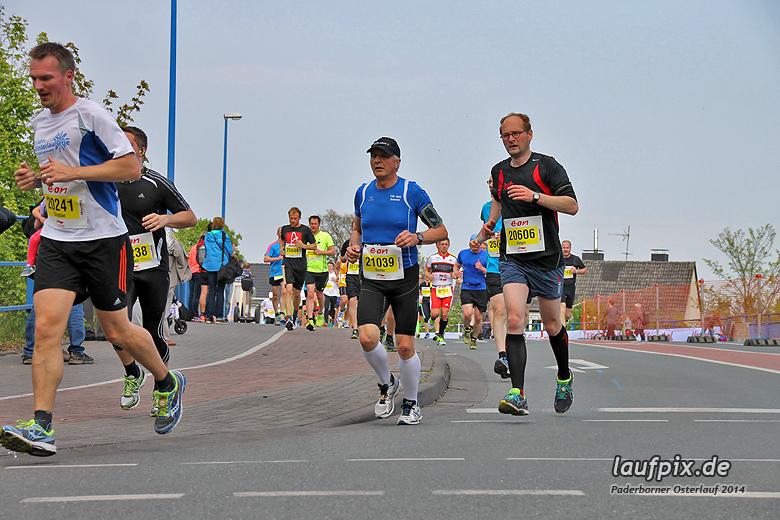 Paderborner Osterlauf 21km 2014 - 187