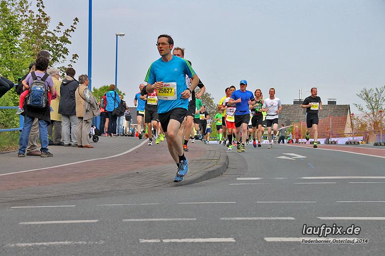 Paderborner Osterlauf 21km 2014 - 188