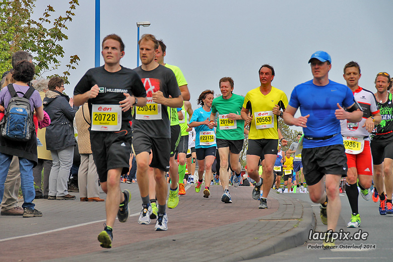 Paderborner Osterlauf 21km 2014 - 191