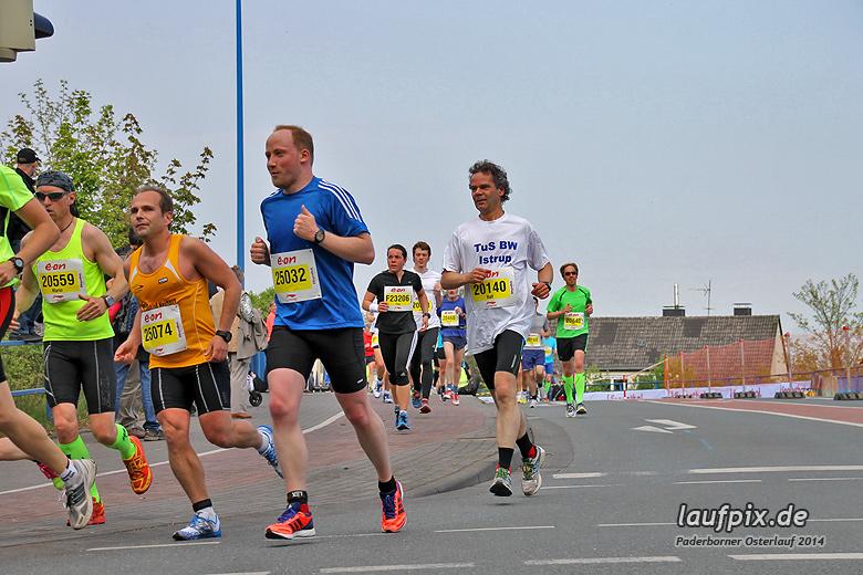 Paderborner Osterlauf 21km 2014 - 197