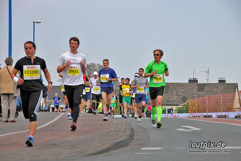 Paderborner Osterlauf 21km 2014 - 198