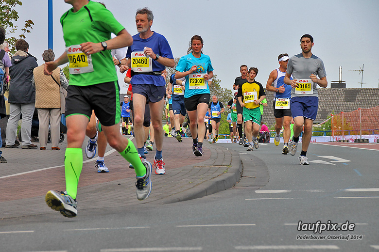 Paderborner Osterlauf 21km 2014 - 201