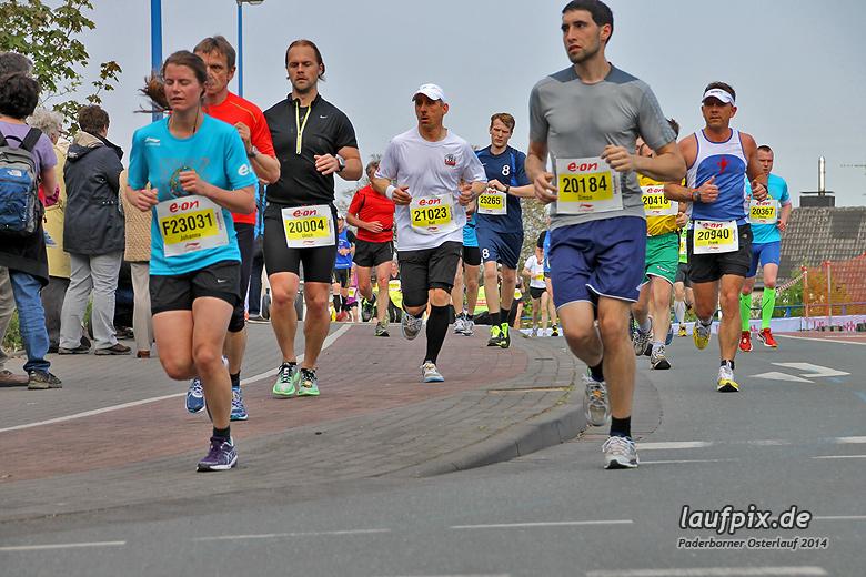 Paderborner Osterlauf 21km 2014 - 203