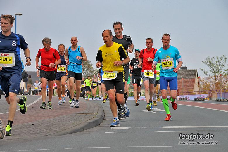 Paderborner Osterlauf 21km 2014 - 205